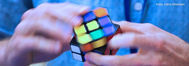 Speedcuben: méér dan een hobby