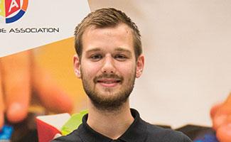 Mats Valk, Nederlands kampioen!