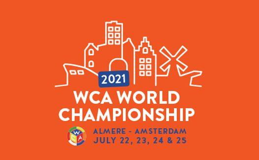 WK 2021 2021 in Almere!